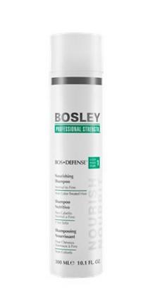 BosDefense Nourishing Shampoo For Non-Color Treated Hair by Bosley
