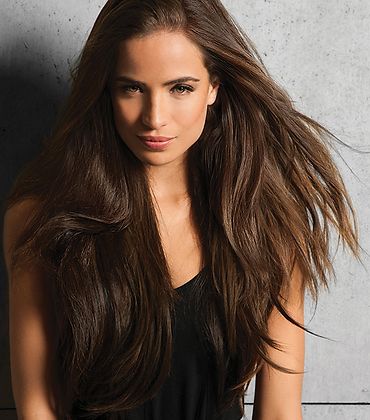 """20"""" Human Hair Invisible Extension by HairDo"""
