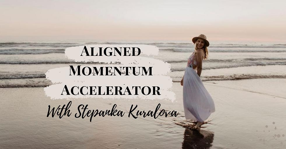 Aligned Momentum Accelerator new cover.p