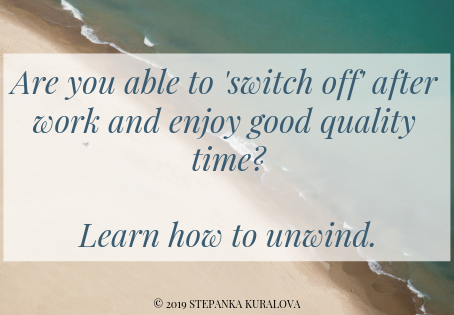 Do you ever struggle to unwind after a hectic day? ( free bonus )