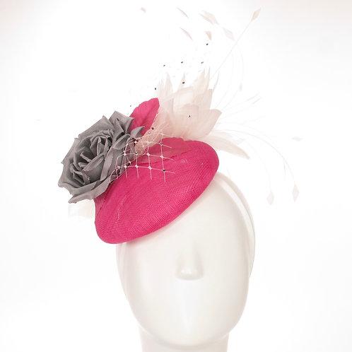 Diamond Rose Veil