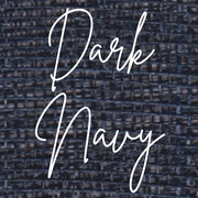 Dark Navy - Classic Navy Blue  Colour for bespoke Ladies Hats from Marvellous Millinery, Winchester Hampshire UK.