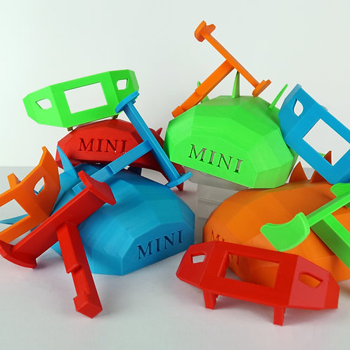 Mini-Bot Accessories