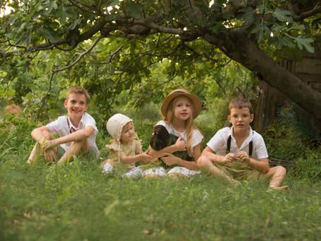 Ljeto jednog djetinstva