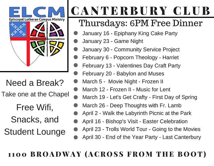 Spring 2020 Canterbury Club Schedule.jpg