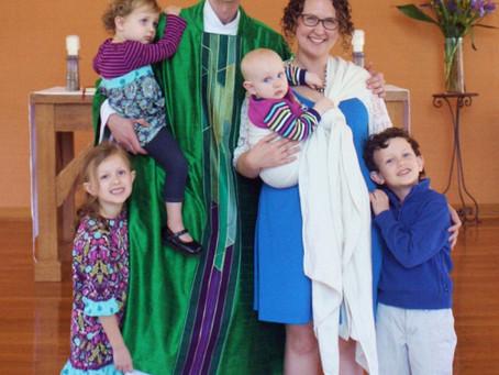 New Chaplain: Fr. Watson Lamb