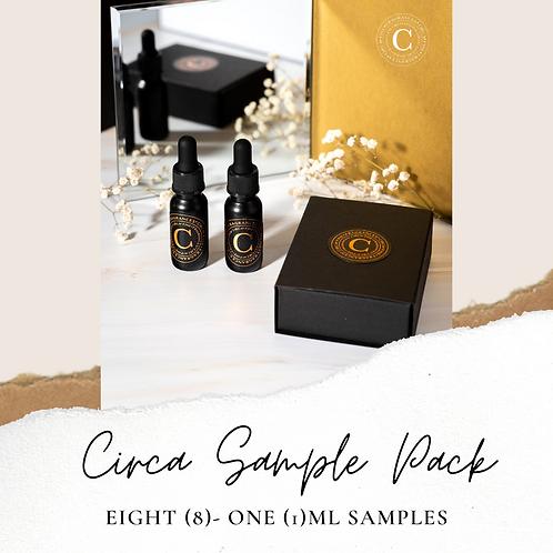 Circa Fine Fragrances Sample Pack