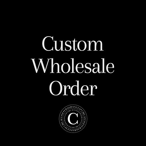 Wholesale Order for Chynah