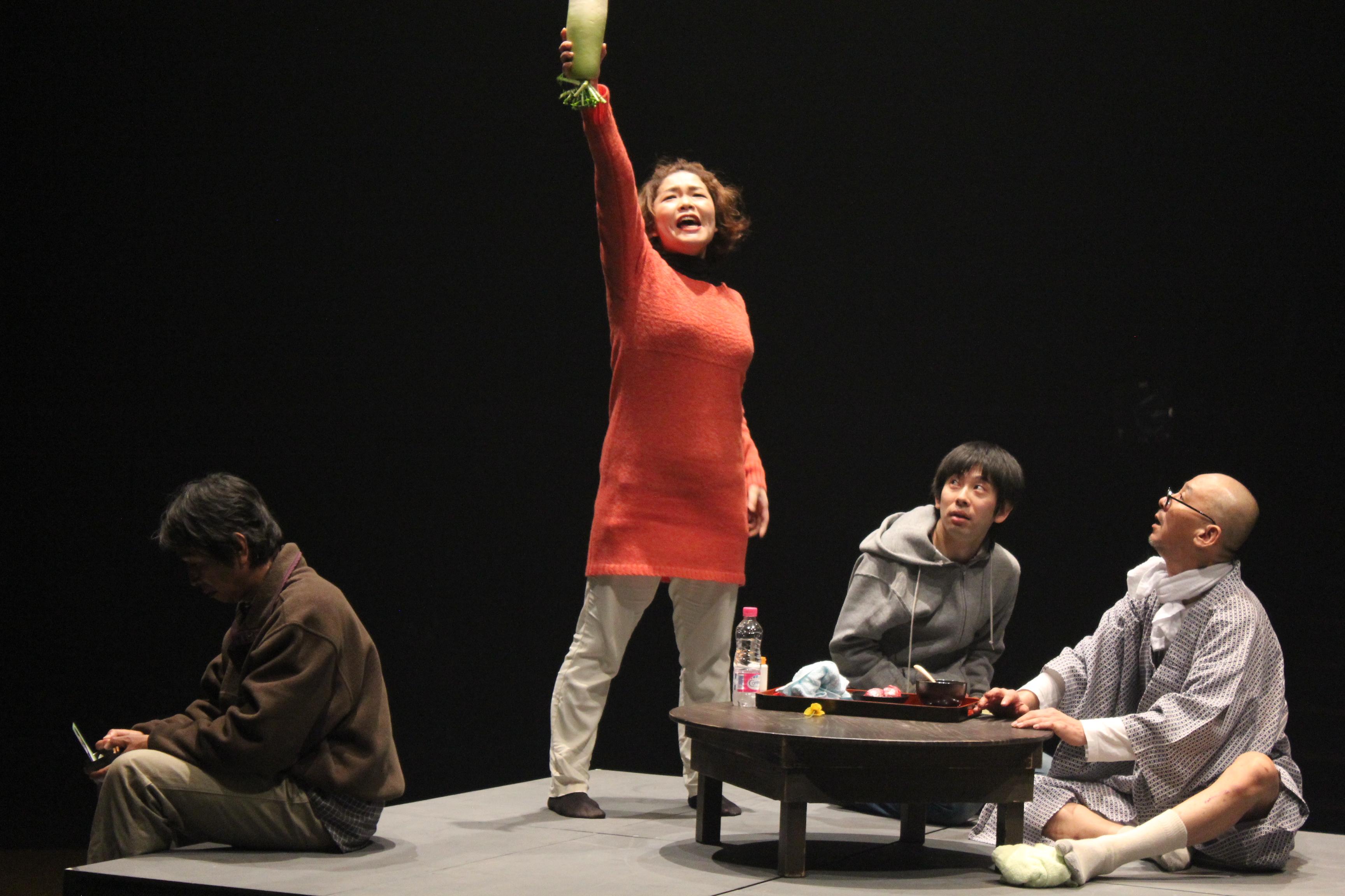 2017年2月 オレンヂスタ第七回公演『いかものぐるい』02