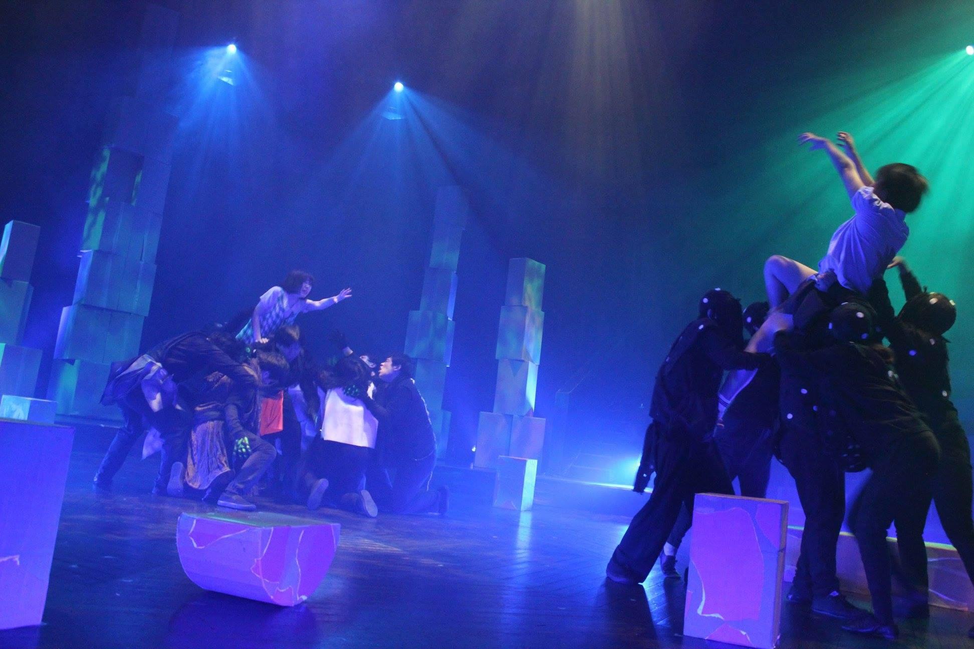 2018年10月 オレンヂスタ第八回公演『ドミノノノノノノノハラノ』02