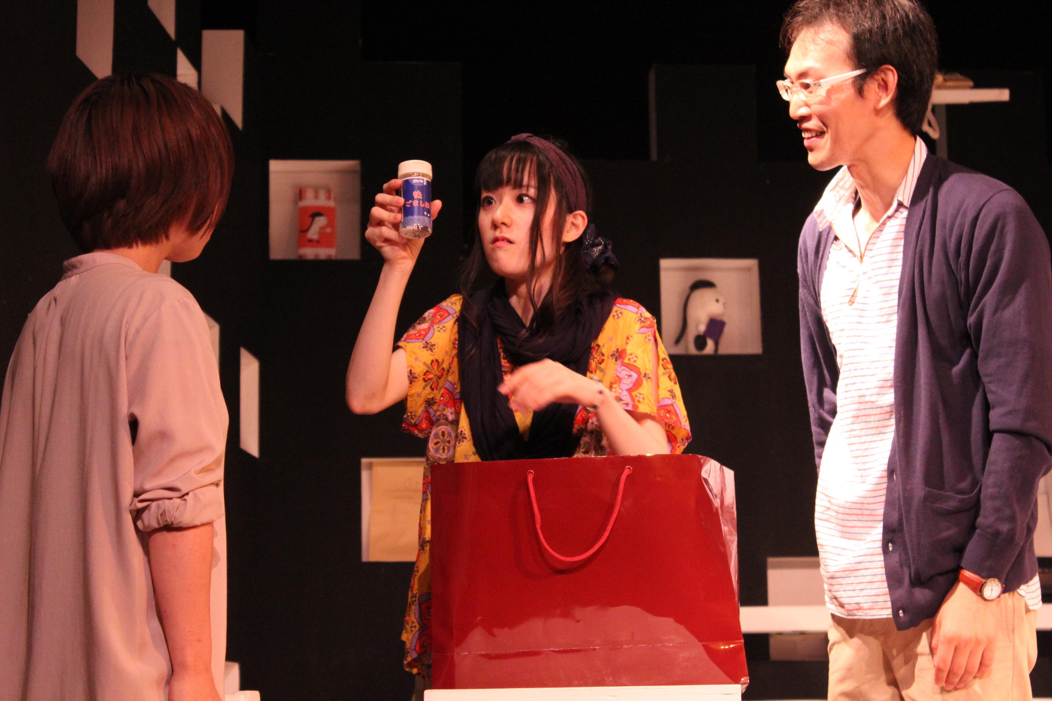 2014年9月 オレンヂスタ 第六回公演『白黒つかない』03