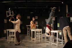2014年9月 オレンヂスタ 第六回公演『白黒つかない』04