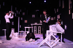 2014年9月 オレンヂスタ 第六回公演『白黒つかない』06