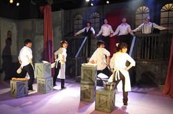 2010年10月 オレンヂスタ第参戒公演『臨界突破ボルチニコフ』