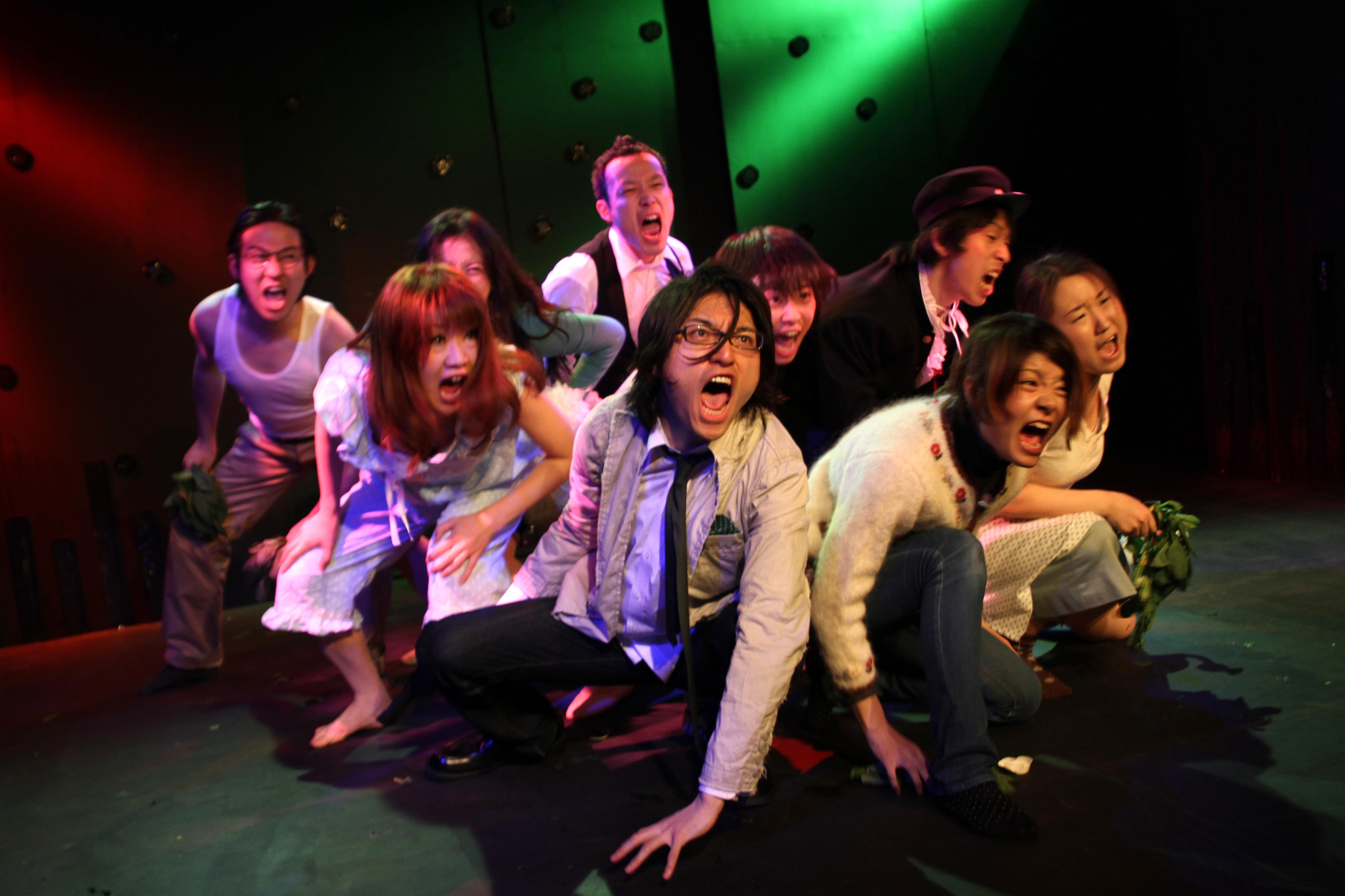 2010年5月 オレンヂスタ 第弐戒公演『童話道程スプラッタァ』