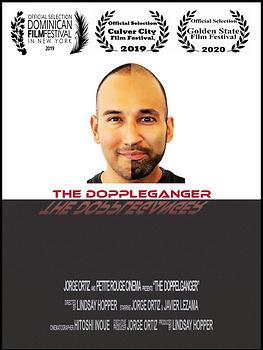 The Doppelganger Movie Poster LAURELS.pn