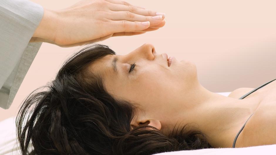 Healing with Reiki
