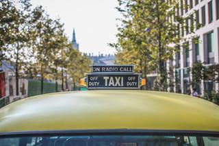 נהג מונית אשר עבר תאונת דרכים יחד עם נוסעים ברכב ולא היה לו ביטוח חובה