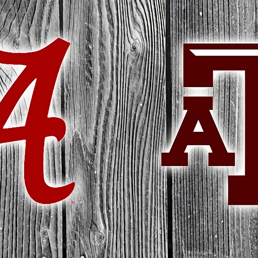 Alabama vs. Texas A&M Watch Party