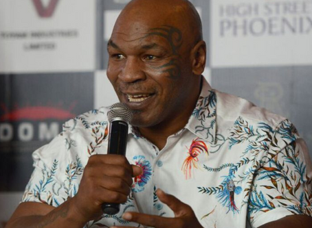 Mike Tyson's Cannabis Company Wants to Rename FC Barcelona's Stadium