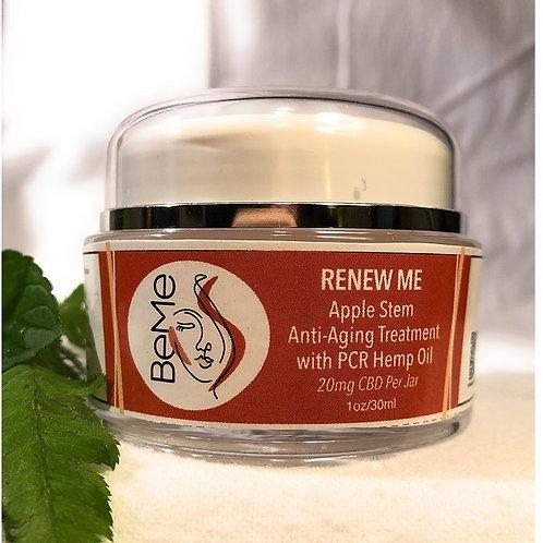 Renew Me: Apple Stem Cell Anti-Aging Treatment