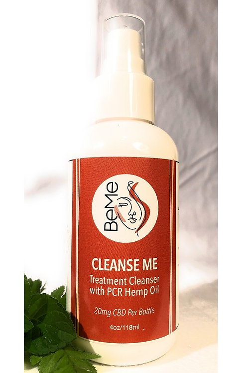 Cleanse Me: Treatment Cleanser - All Skin Types