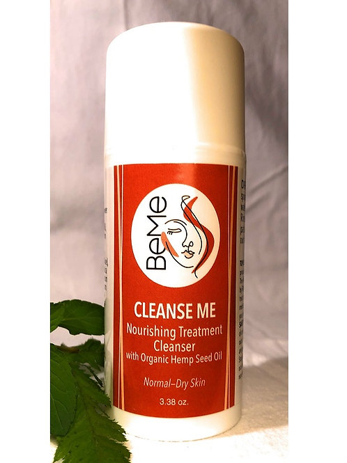 Cleanse Me: Nourishing Treatment Cleanser- Normal-Dry Skin