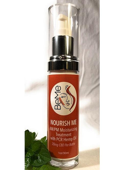 Nourish Me: AM/PM Moisturizing Treatment - All Skin Types