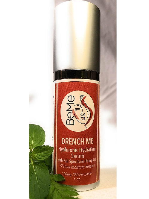 Drench Me: Hyaluronic Hydration Serum