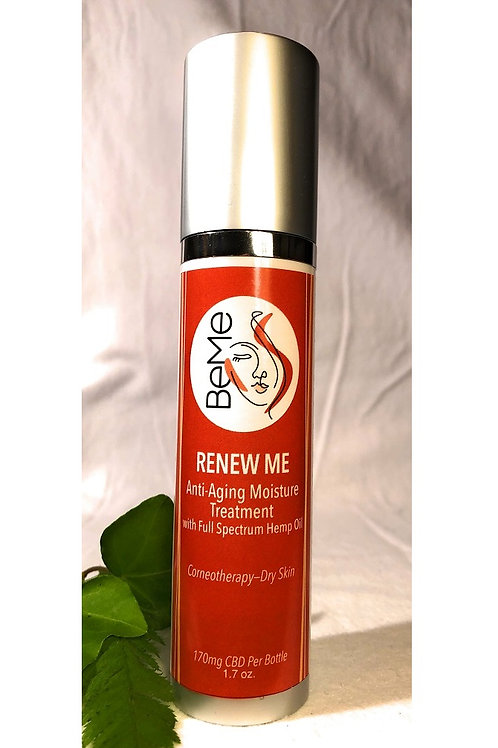 Renew Me: Anti-Aging Moisture Treatment - Corneotherapy - Dry Skin