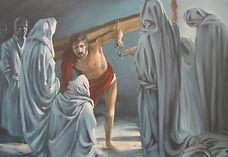 Statie-8-Jezus-troost-de-wenende-vrouwen