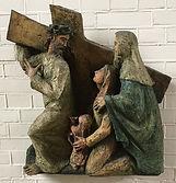 8e_statie_Jezus_troost_de_huilende_vrouw
