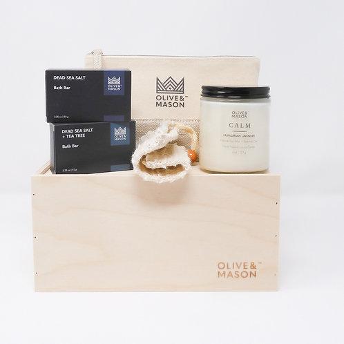 Organic Bath Set
