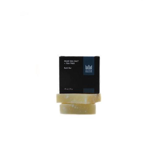 Dead Sea Salt+Tea Tree | Amenity