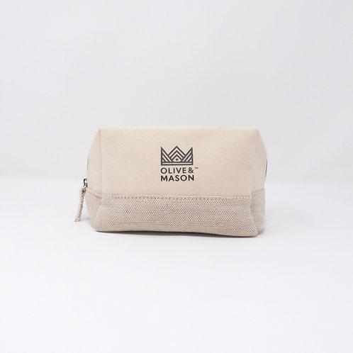 Eco-Cotton Daily Essentials Travel Bag