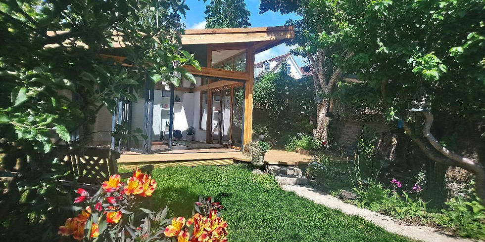 August 6-day Summer Intensive - ONLINE - Yoga in the Garden Workshops/Retreat 2020