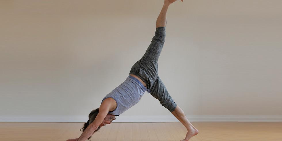 Yoga Solutions 1 (Glasgow):  Radical Ahimsa - be kind to the spine!