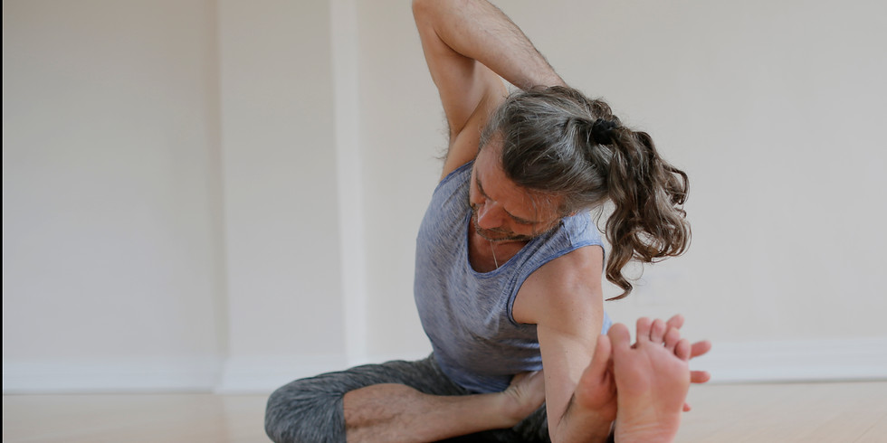 Yoga Solutions 4 (Glasgow): Letting go - the Natural Rhythms of Release