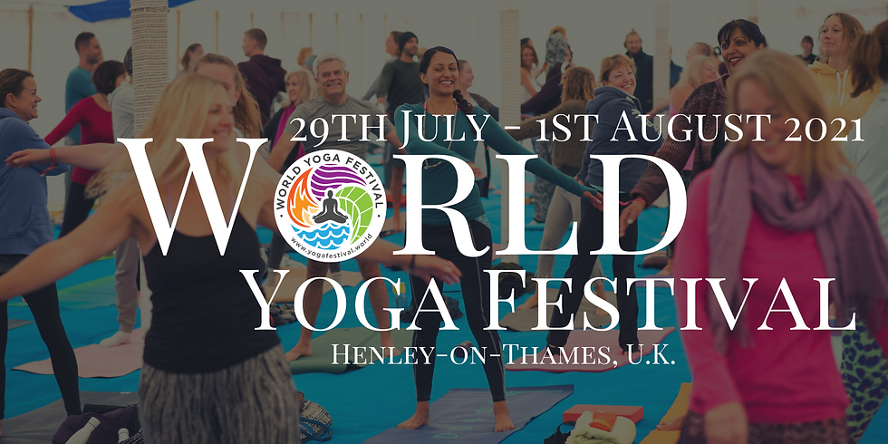 The World Yoga Festival