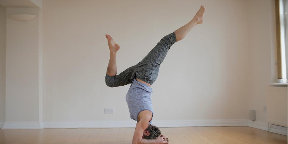 Yoga Solutions 4 (Brighton): Letting go - the Naural Rhythms of Release