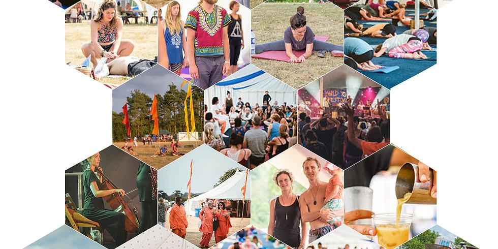World Yoga Festival - Reading (2020)