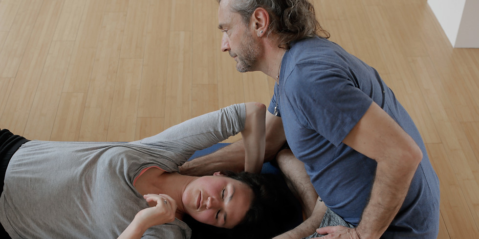 One to one with Marc - Monthly London Yoga Clinic (5)