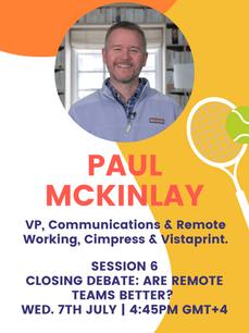 Paul McKinlay