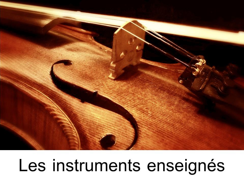 instruments_enseignés