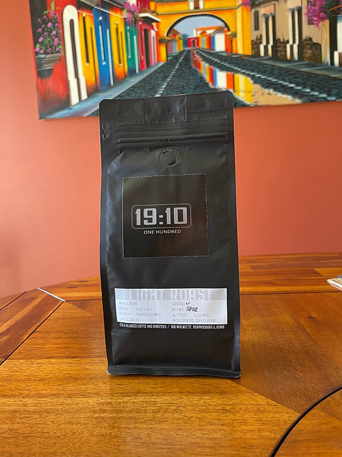 19.10 One Hundred Light Roast Coffee 1lb