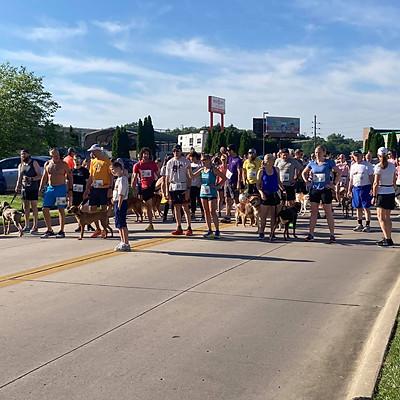 Furry 5K & 1 Mile
