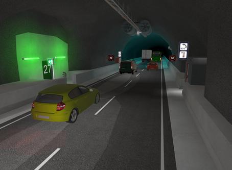 Penger til å videreutvikle VR-tunnelen