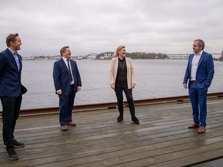 Nordic Edge blir Arena Pro - styrket satsing på smartby