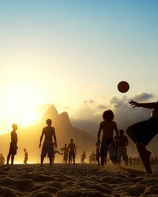 サンセットサッカー