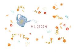 Geboortekaartje Floor